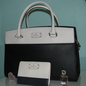 Kate Spade Grove Street Caley Bag & Wallet - $200